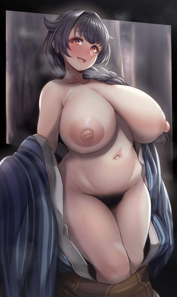 【ドラ焼きサイズ】巨乳輪女子達の二次エロ画像【6】