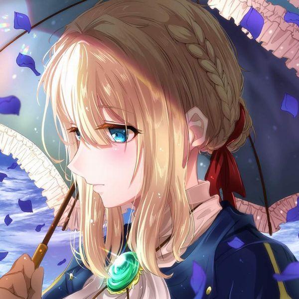 ヴァイオレット・エヴァーガーデンのエロ画像【20】