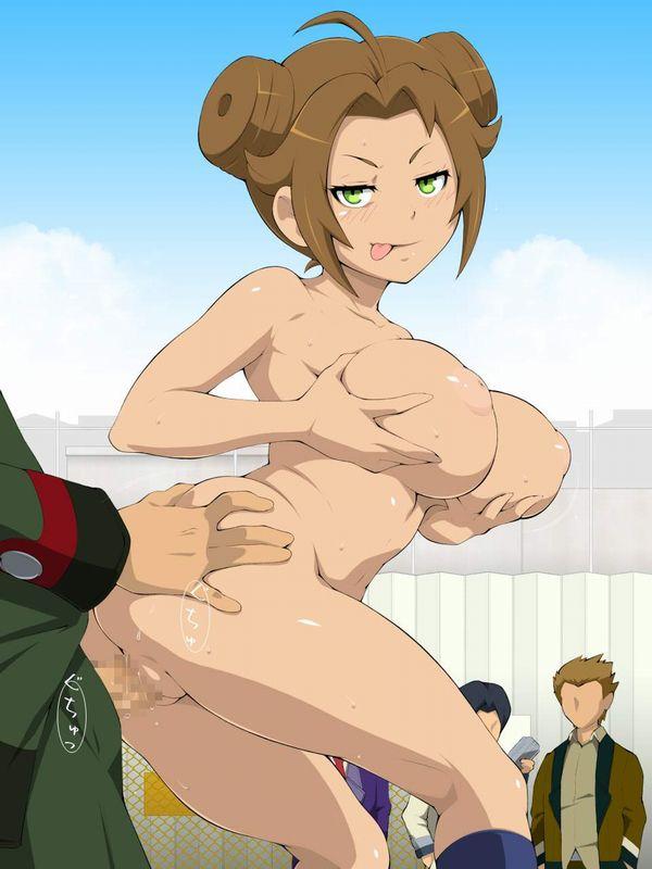 ダンボール戦機のエロ画像【39】