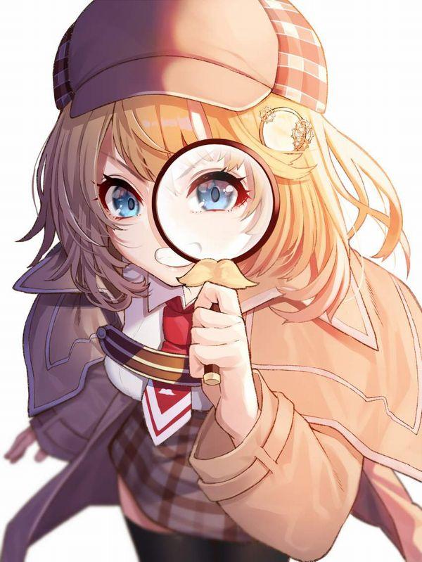 【ホロライブ】ワトソン・アメリア(Watson Amelia)のエロ画像【バーチャルYouTuber】【25】