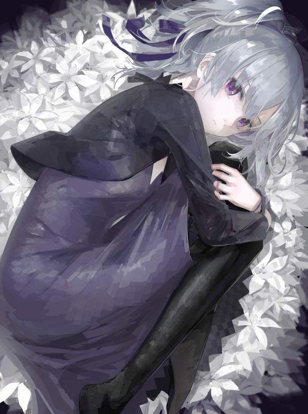 【DARKER THAN BLACK】銀(いん)のエロ画像【14】