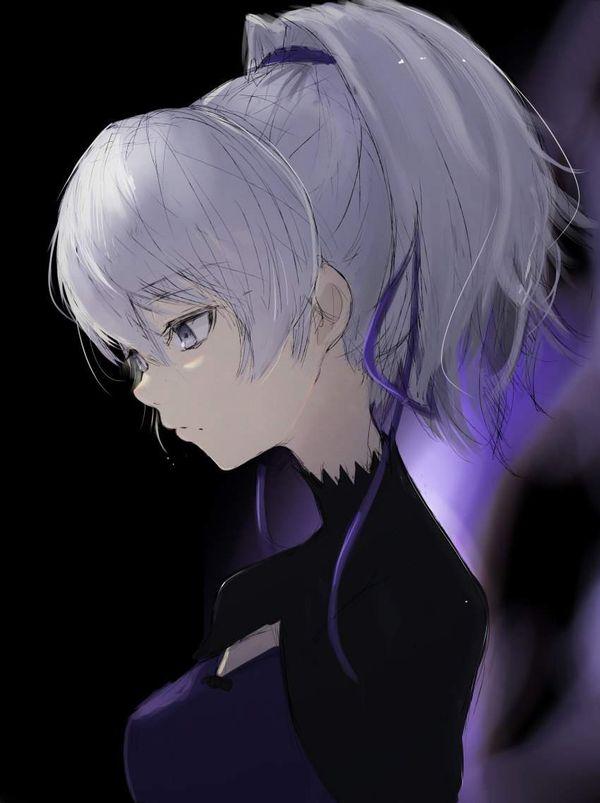 【DARKER THAN BLACK】銀(いん)のエロ画像【26】