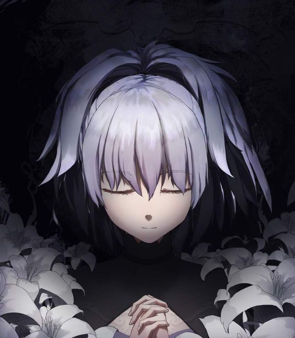 【DARKER THAN BLACK】銀(いん)のエロ画像【35】