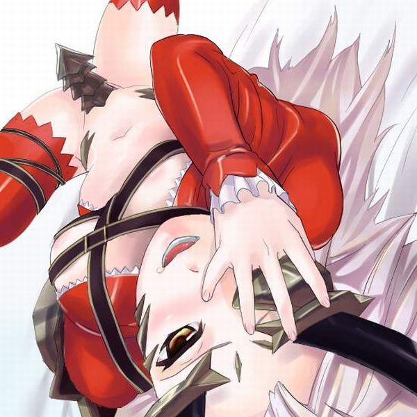 【クイーンズブレイド】逢魔の女王アルドラのエロ画像【38】