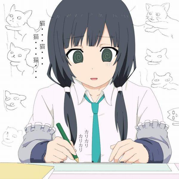 【SHIROBAKO】安原絵麻(やすはらえま)のエロ画像【26】