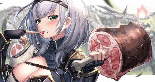 【エロそうでエロくない】肉食系女子の二次画像【少しエロい】【3】