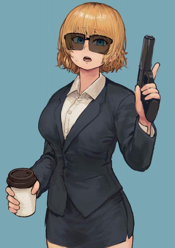 【あったか~い】コンビニコーヒーと美少女の二次画像【23】