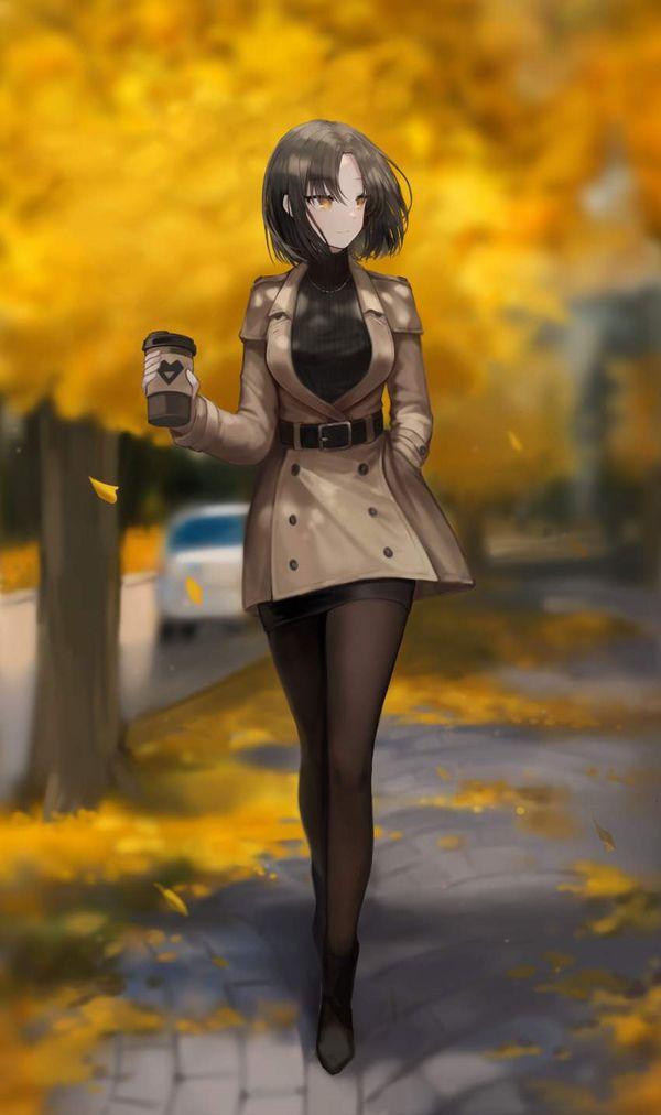 【あったか~い】コンビニコーヒーと美少女の二次画像【24】