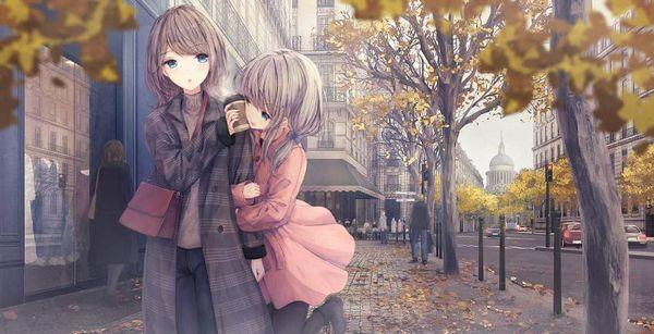 【あったか~い】コンビニコーヒーと美少女の二次画像【34】