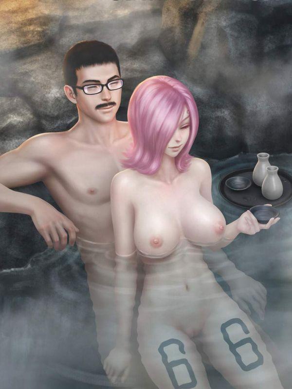 【ONEPIECE】ヴィンスモーク・レイジュ(Vinsmoke Reiju)のエロ画像【ワンピース】【33】