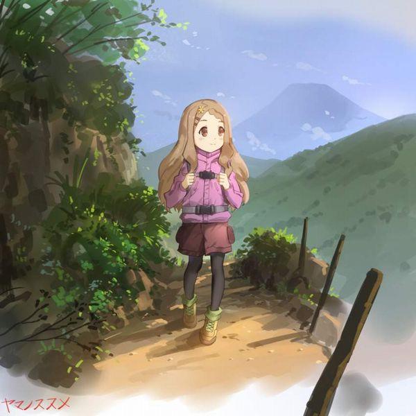 【ヤマノススメ】青羽ここな(あおばここな)のエロ画像【23】