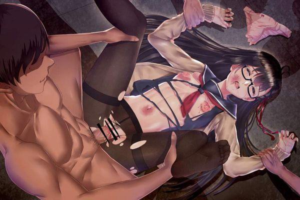 【セクキャバ出禁行為】おっぱい噛まれちゃった女子達の二次エロ画像【32】