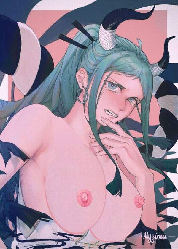 【ONEPIECE】ヤマトのエロ画像【ワンピース】【16】