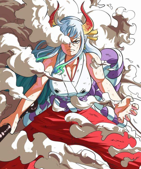 【ONEPIECE】ヤマトのエロ画像【ワンピース】【35】