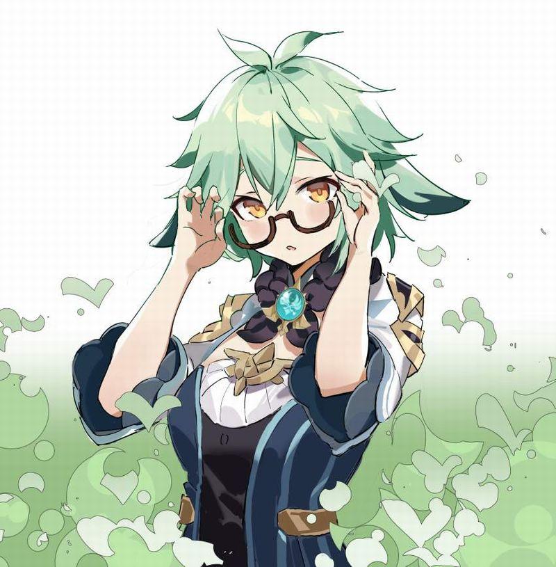【原神】スクロース(Sucrose)のエロ画像【10】