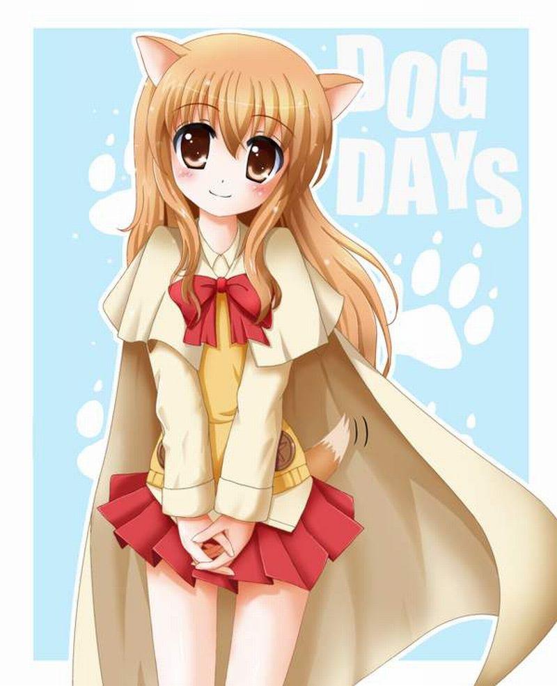 【DOG DAYS】レオンミシェリ・ガレット・デ・ロワのエロ画像【18】