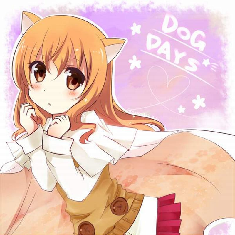 【DOG DAYS】レオンミシェリ・ガレット・デ・ロワのエロ画像【49】