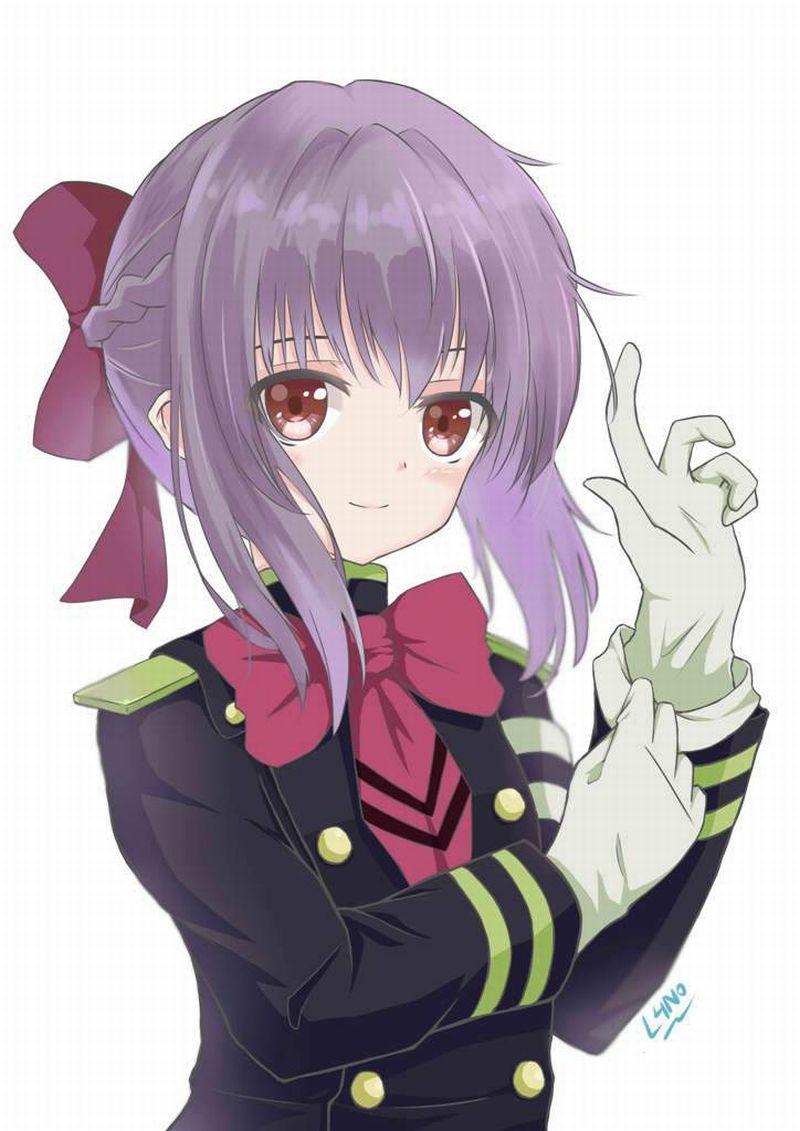 【終わりのセラフ】柊シノア(ひいらぎしのあ)のエロ画像【21】