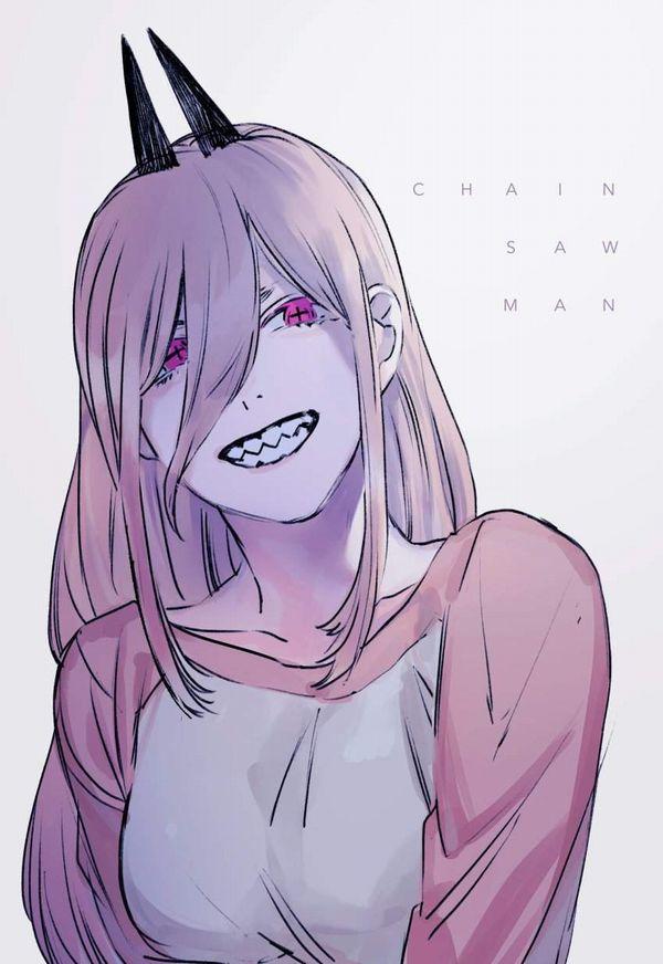 【チェンソーマン】パワーのエロ画像【17】