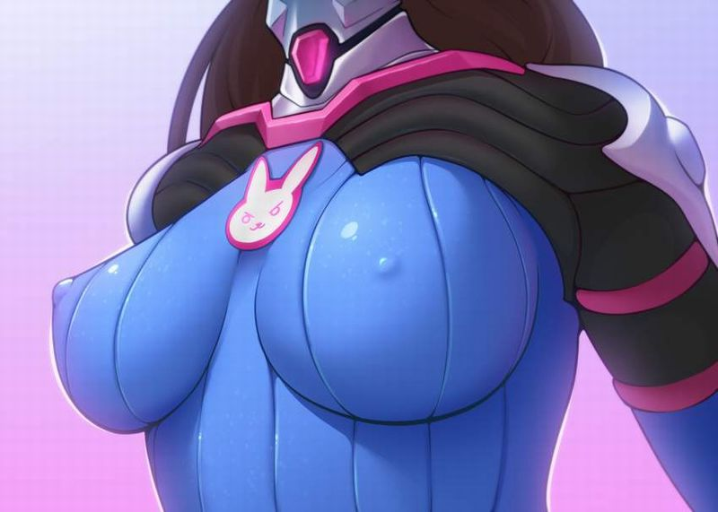【Aボタン】乳首浮いてるボディースーツの二次エロ画像【Bボタン】【5】