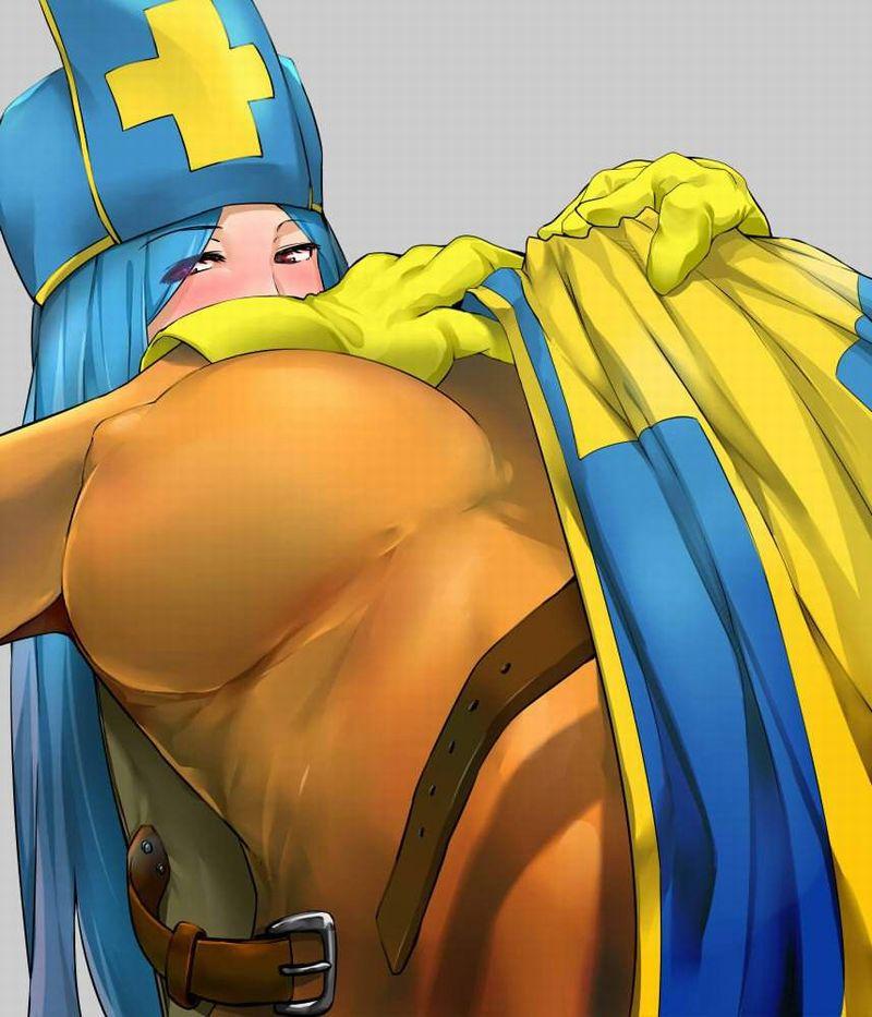 【Aボタン】乳首浮いてるボディースーツの二次エロ画像【Bボタン】【18】