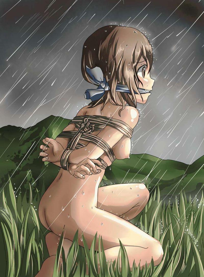 【ショーシャンクの空に】雨に打たれる女子達の二次エロ画像【刑務所のリタ・ヘイワース】【4】