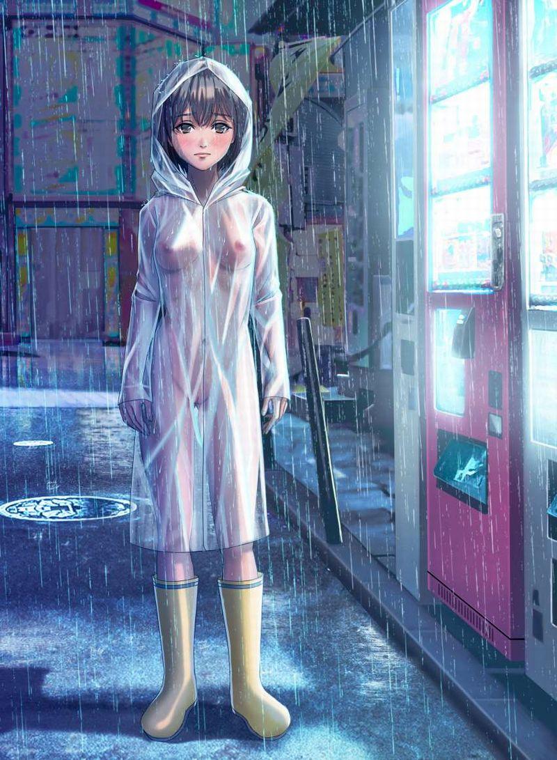 【ショーシャンクの空に】雨に打たれる女子達の二次エロ画像【刑務所のリタ・ヘイワース】【27】