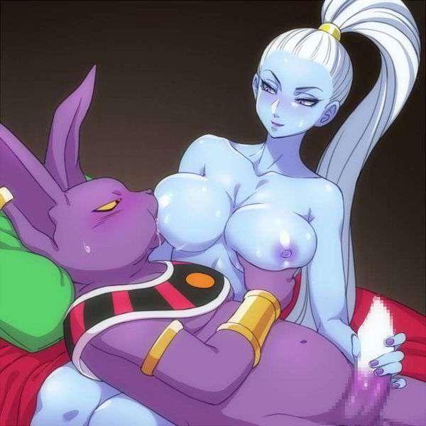 【ドラゴンボール超】ヴァドスのエロ画像