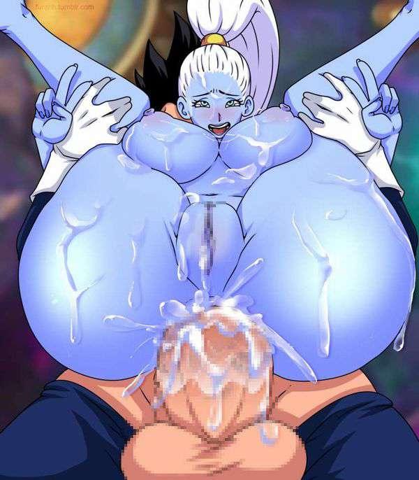 【ドラゴンボール超】ヴァドスのエロ画像【9】