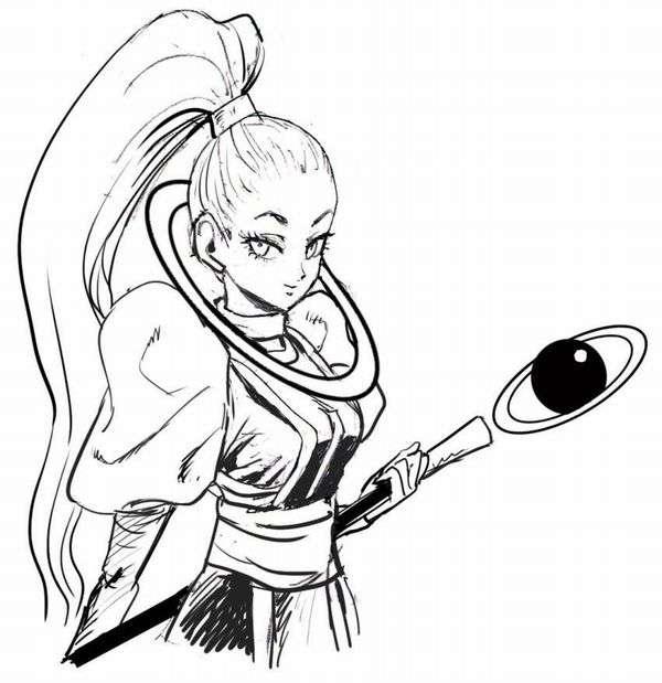 【ドラゴンボール超】ヴァドスのエロ画像【26】