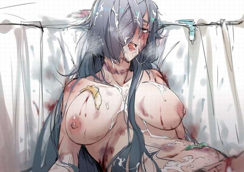 【あんたも好きねえ】身体に縄目の痕が残ってる女子達の二次エロ画像【36】