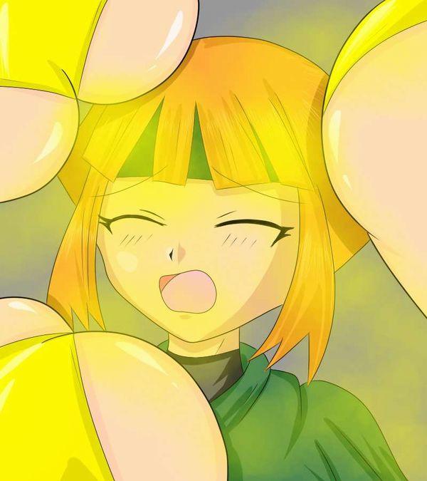 【フンバルトヘーデル!】堂々とオナラする女子達の二次エロ画像【40】