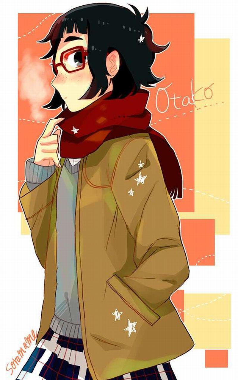 【おしえて!ギャル子ちゃん】オタ子のエロ画像【16】