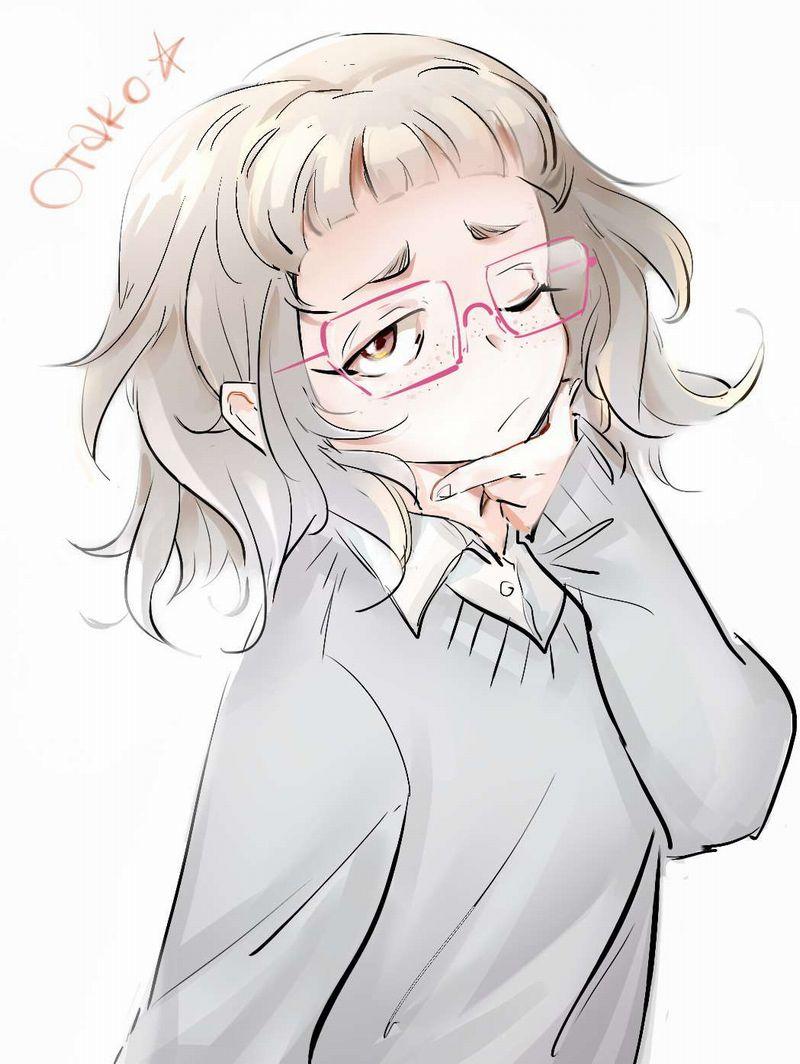 【おしえて!ギャル子ちゃん】オタ子のエロ画像【30】