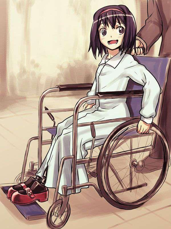 【足なんて飾りです】ジオング系女子の二次エロ画像【15】
