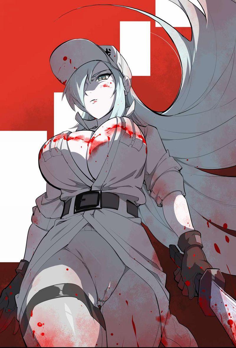 【はたらく細胞BLACK】白血球(はっけっきゅう)1196のエロ画像【46】