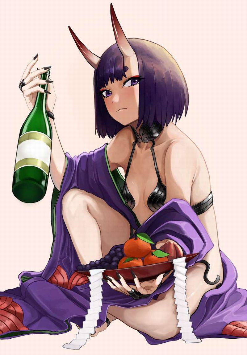 【ガチの酒呑み】日本酒の一升瓶と大和撫子の二次エロ画像【35】