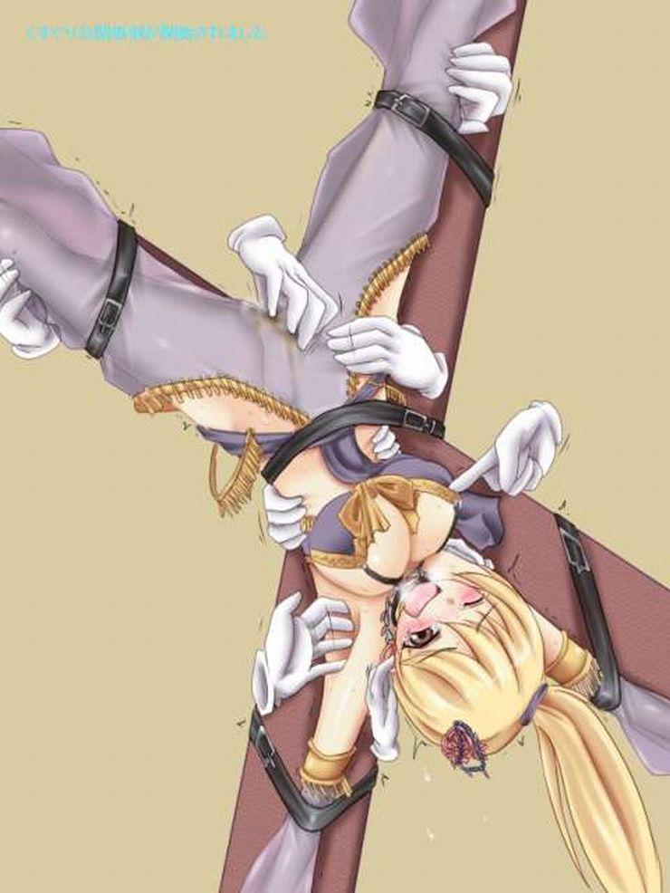 【モンパレの思い出】マジックハンドに身体をいじられてる二次エロ画像【15】