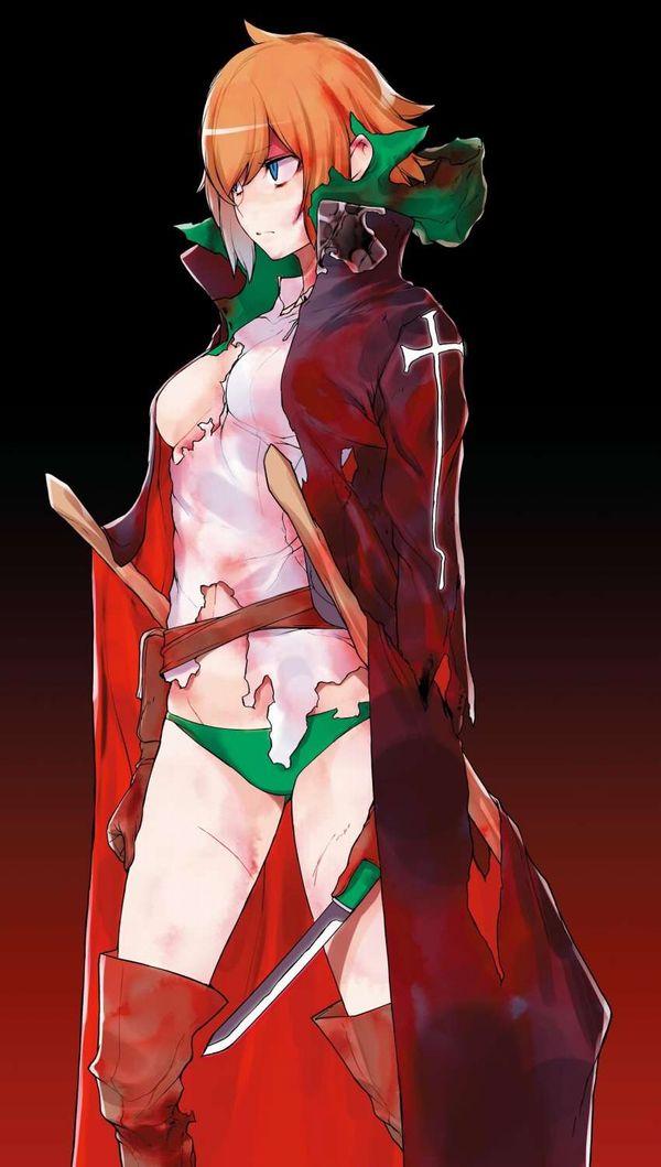 【ダンまち】リュー・リオン(Ryu Lion)のエロ画像【ダンジョンに出会いを求めるのは間違っているだろうか】【28】