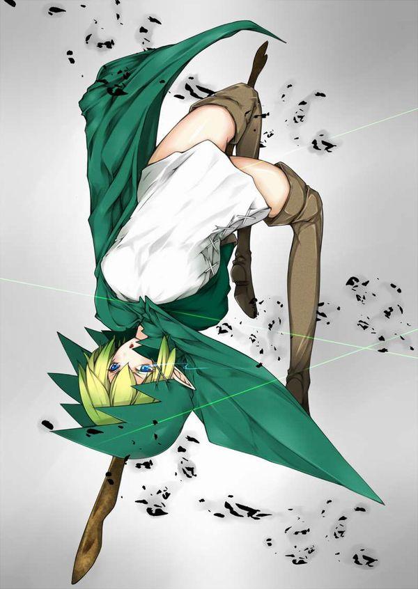 【ダンまち】リュー・リオン(Ryu Lion)のエロ画像【ダンジョンに出会いを求めるのは間違っているだろうか】【48】