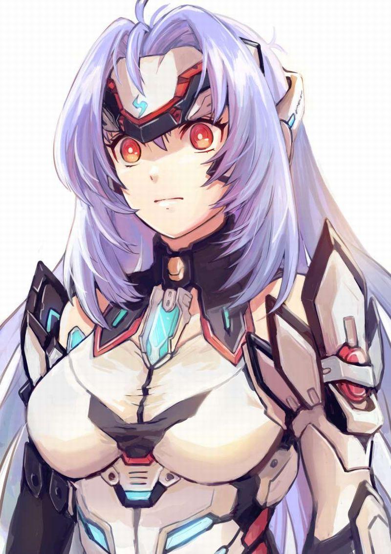 【ゼノサーガ】KOS-MOS(こすもす)のエロ画像【Xenosaga】【15】