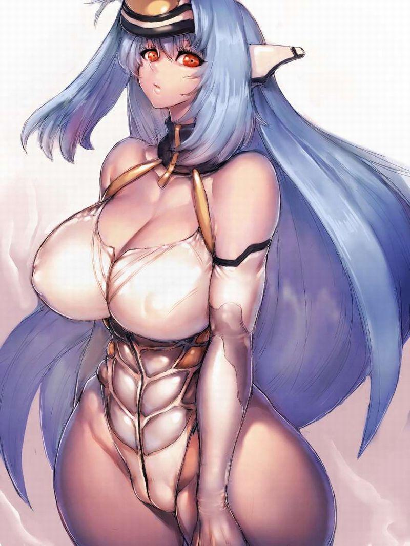 【ゼノサーガ】KOS-MOS(こすもす)のエロ画像【Xenosaga】【28】