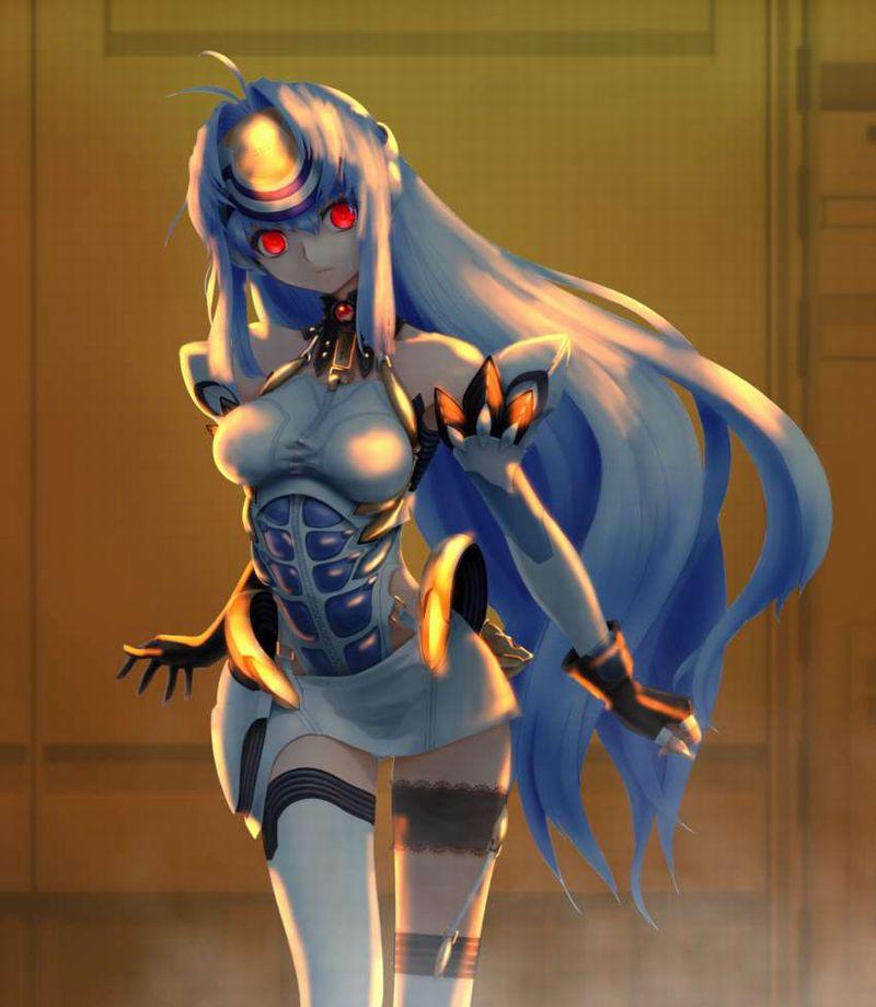 【ゼノサーガ】KOS-MOS(こすもす)のエロ画像【Xenosaga】【46】