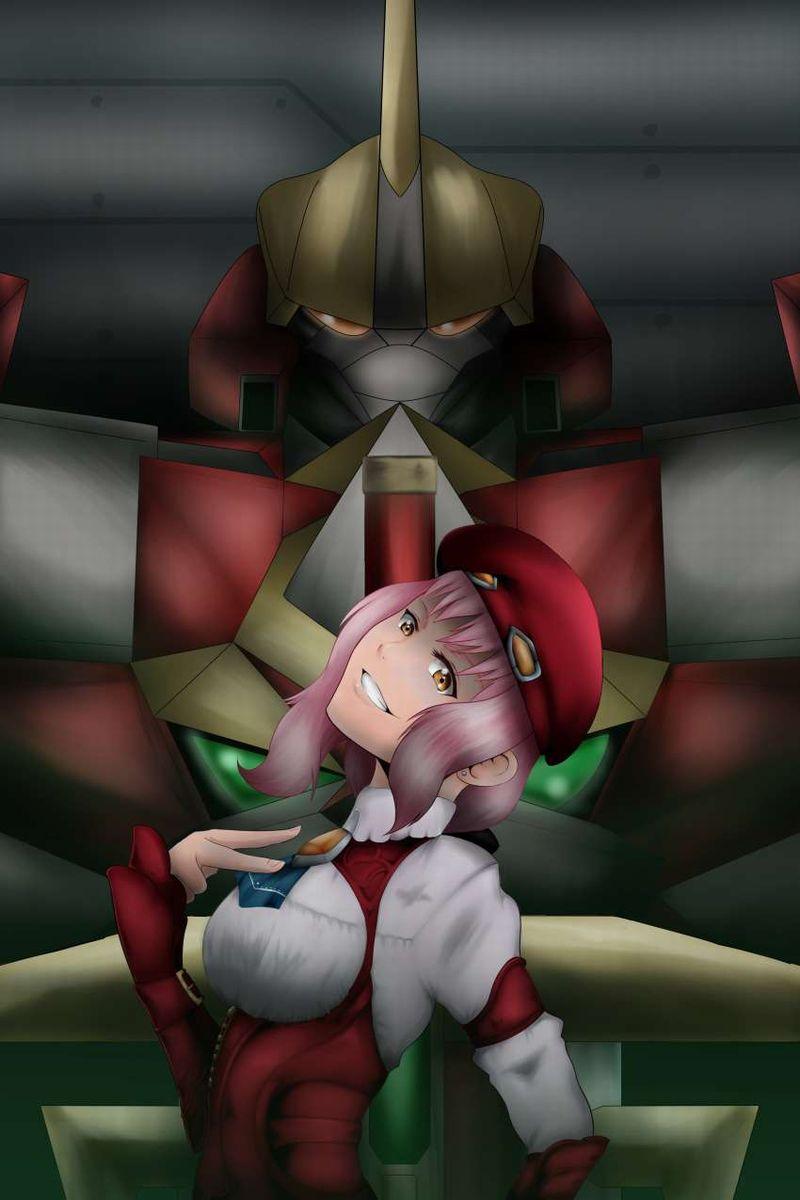 【ゼノサーガ】M.O.M.O.(もも)のエロ画像【Xenosaga】【19】