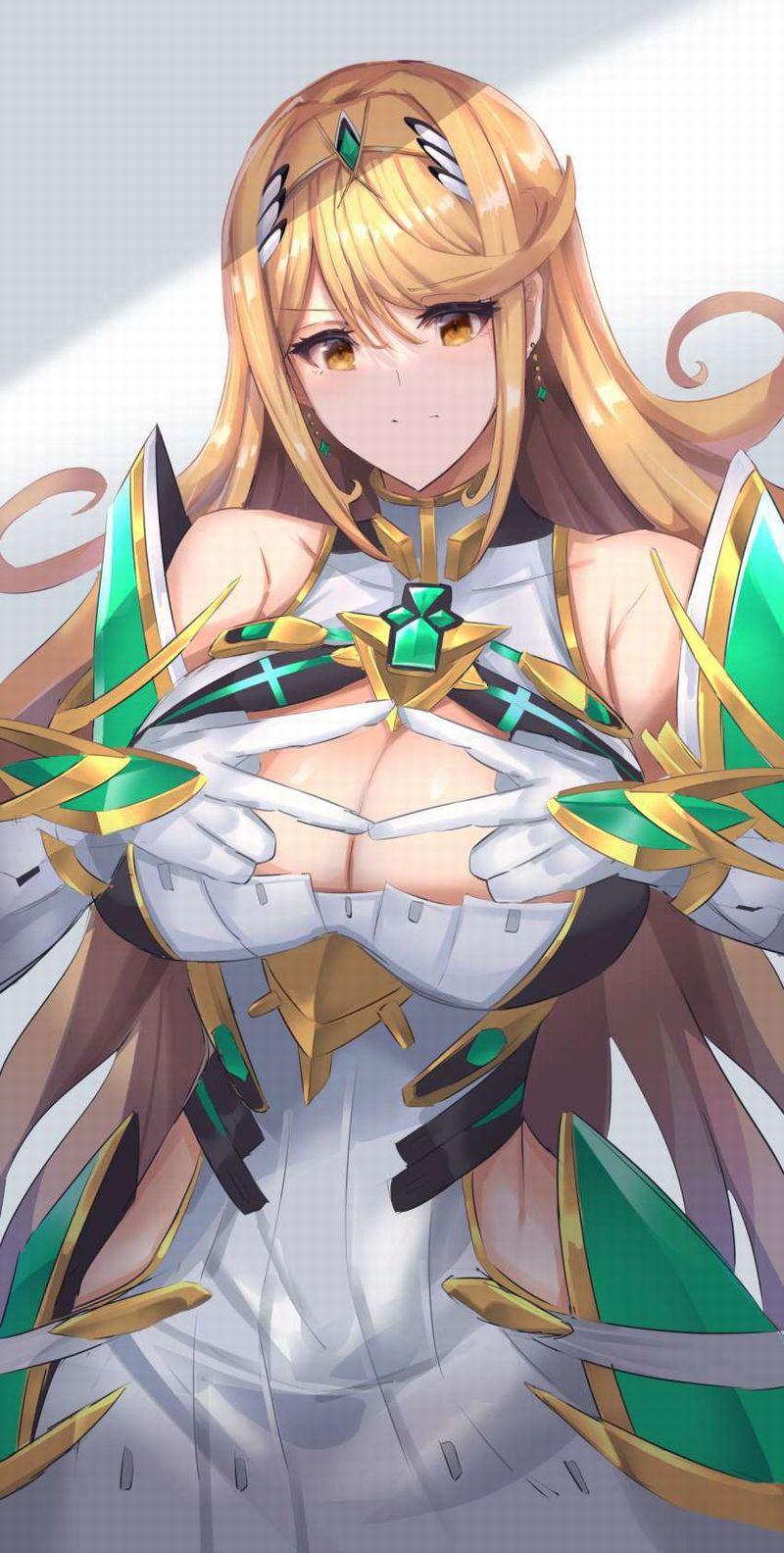 【ゼノブレイド2】ヒカリ(Mythra)のエロ画像【Xenoblade2】【7】
