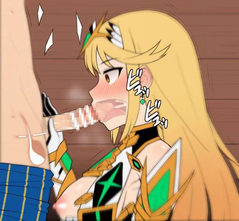 【ゼノブレイド2】ヒカリ(Mythra)のエロ画像【Xenoblade2】【48】
