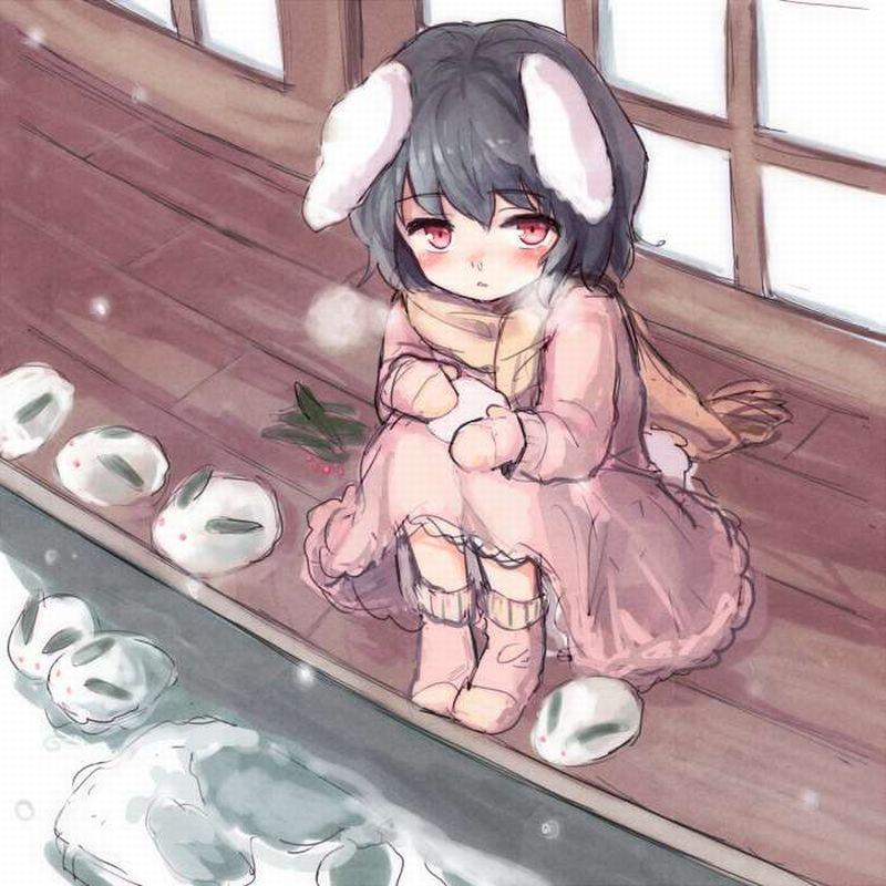 【美炎】KAFUNのせいかな?花水を流す女子達の二次エロ画像【BIEN】【23】