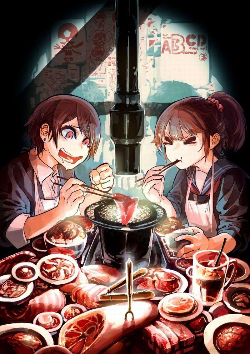 【第1部完結記念】女の子を食べてる二次エログロ画像【2】