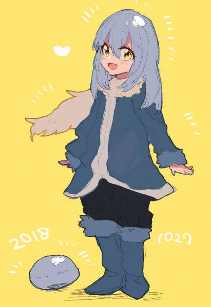 【転スラ】リムル=テンペスト(Rimuru Tempest)のエロ画像【転生したらスライムだった件】【33】