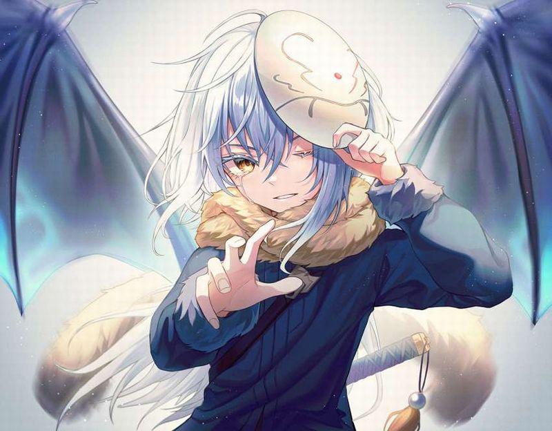 【転スラ】リムル=テンペスト(Rimuru Tempest)のエロ画像【転生したらスライムだった件】【45】